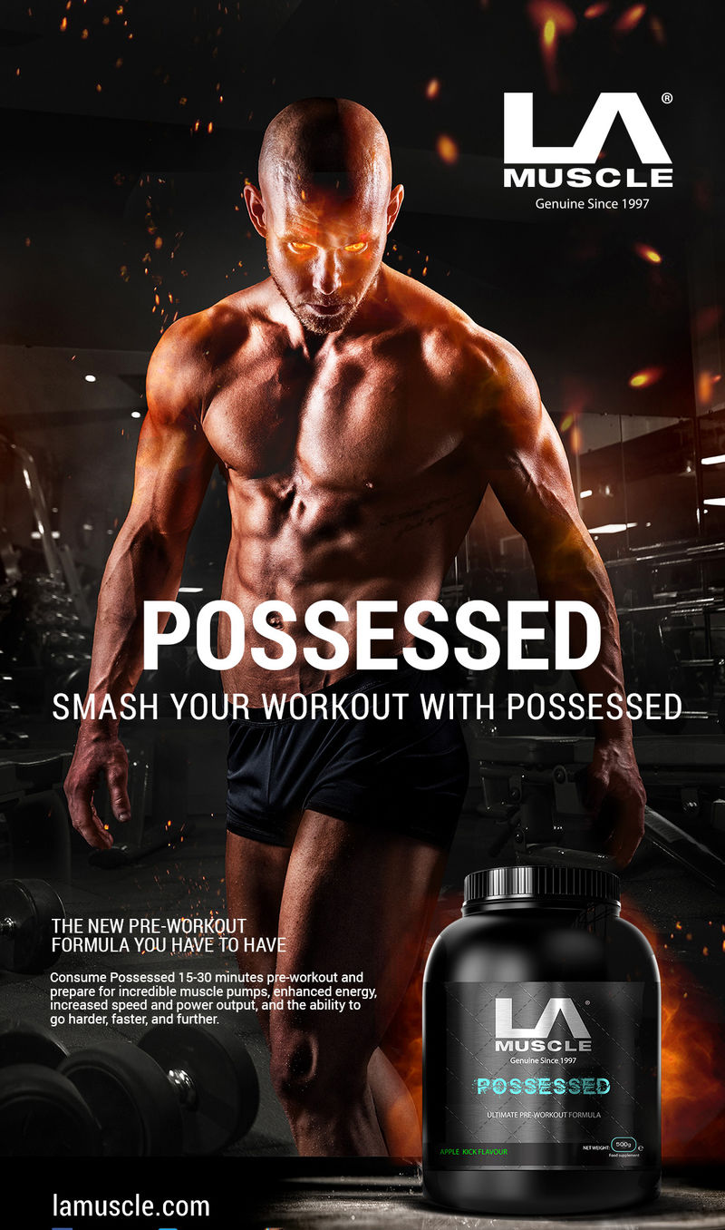 la muscle possessed review