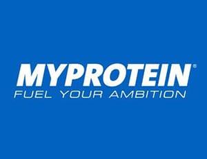 MyProtein Voucher Logo